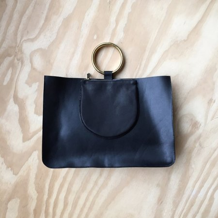 OTAAT Ring Leather Bag