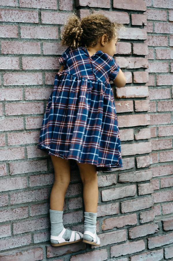 Kid's Boy+Girl Roman Dress