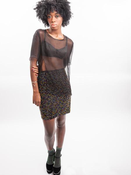 Vivienne Tam Vintage Skirt