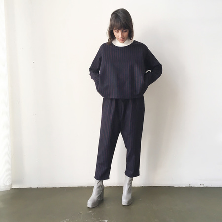 DÉSIRÉEKLEIN Lomita Top - Wool