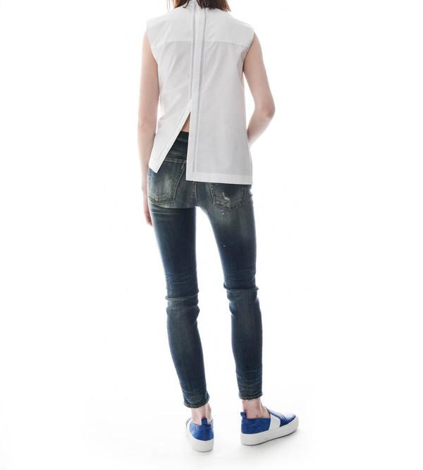 Dion Lee Trace Sleeveless Shirt