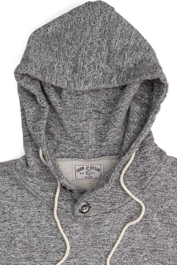 Men's Iron & Resin Todos Santos Pullover Grey