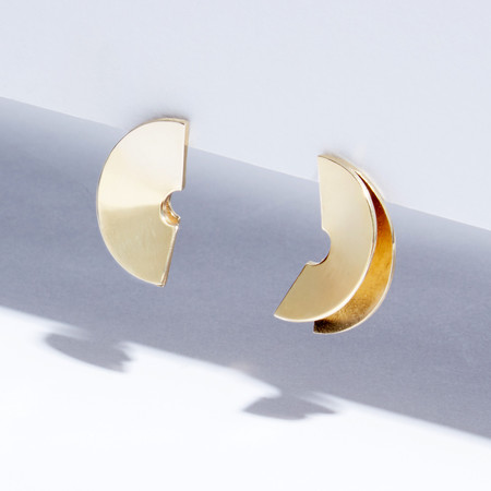 Metalepsis Projects Lygia Earrings