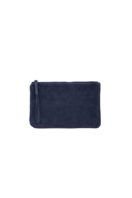 Monserat De Lucca Perforated Small Pouch