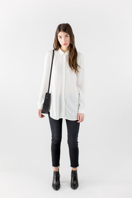 Just Female Specter Shirt - Off White