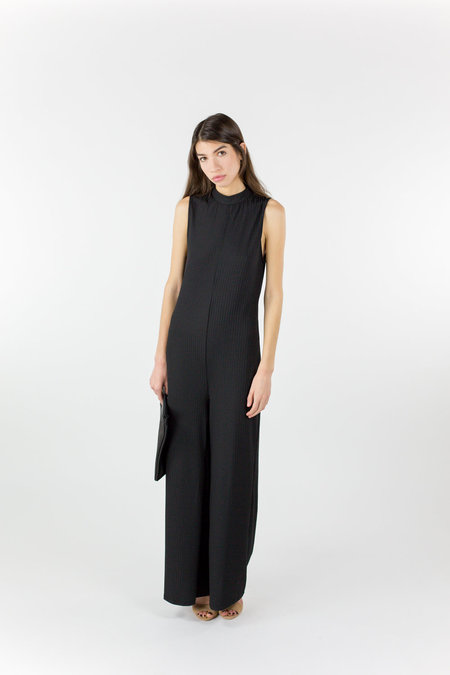 Just Female Stuck Jumpsuit - Black