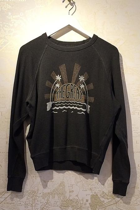 The Great Logo College Sweatshirt