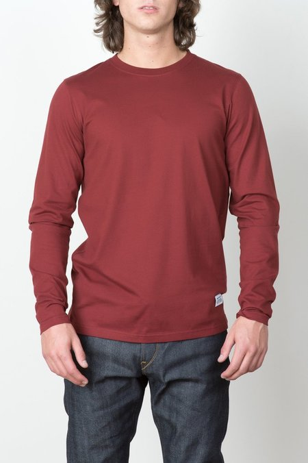 Men's Norse Projects Niels Basic LS