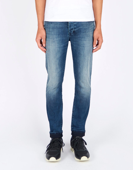 Men's Neuw Ray Tapered Jean Blue Washed