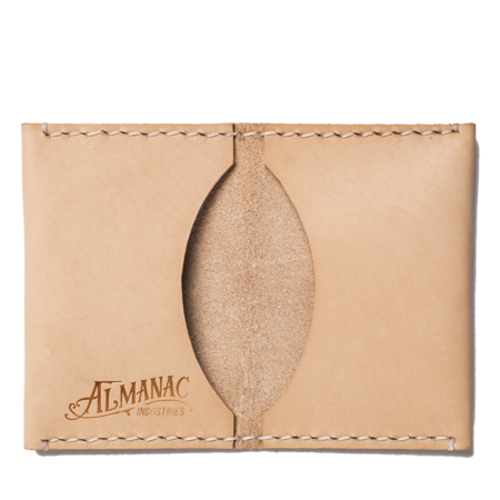 Almanac Folded Card Case