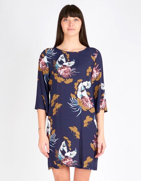 Minimum Trina Dress Twilight Blue