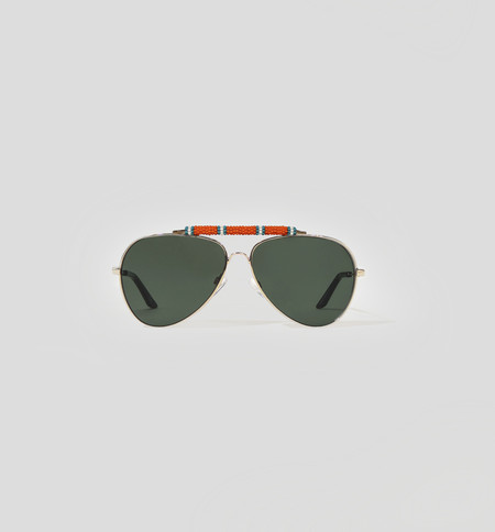 Michael Nelson Exclusive Sunglasses Orange/Turquoise
