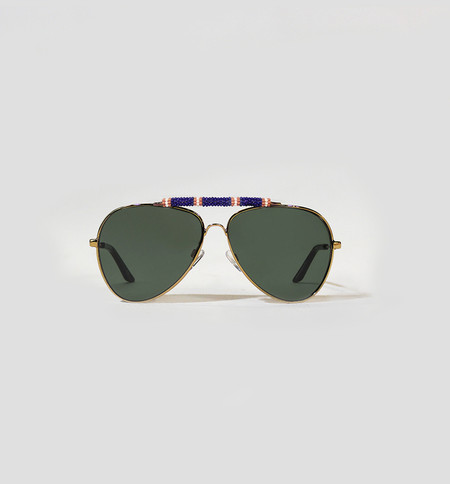Michael Nelson Exclusive Sunglasses Blue/Pink