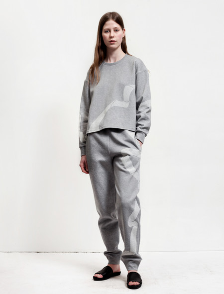 Christopher Raeburn Womens Grey Joggers