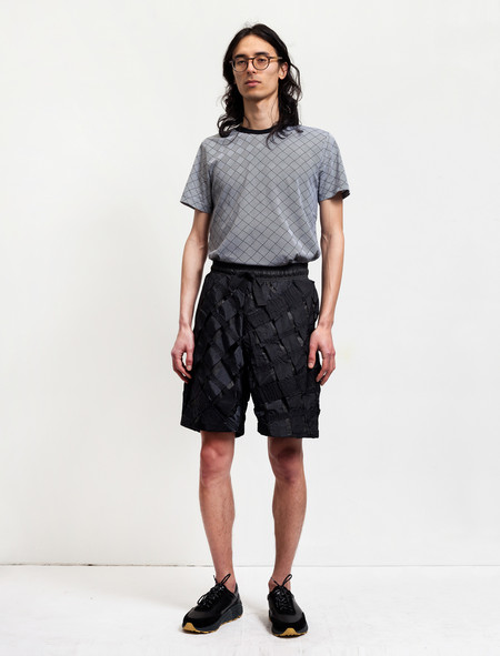 Christopher Raeburn REMADE Airbrake Shorts Black