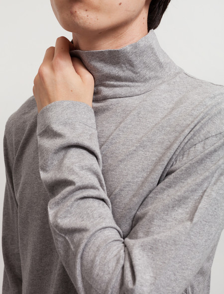 Our Legacy Turtleneck Grey Melange