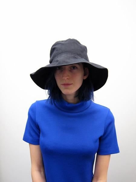 69 Sun Hat, Black