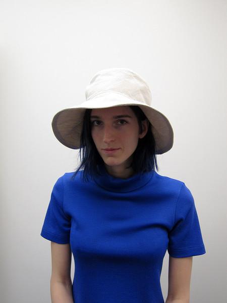 69 Sun Hat, Natural