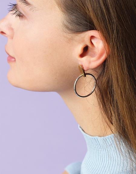 Kiki Koyote Ring Earrings