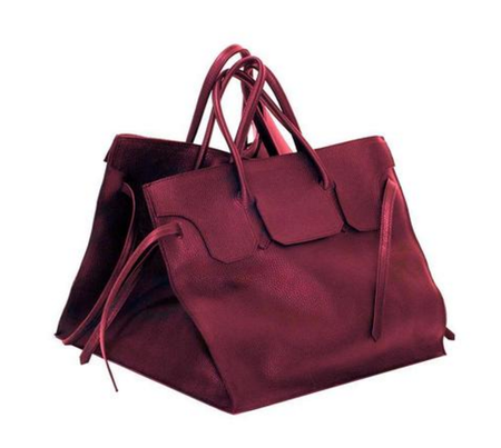 Slow and Steady Wins the Race Four Sided Rectangular Bag | Red