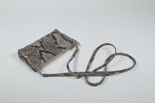 Clyde Monika Wallet Bag in Python