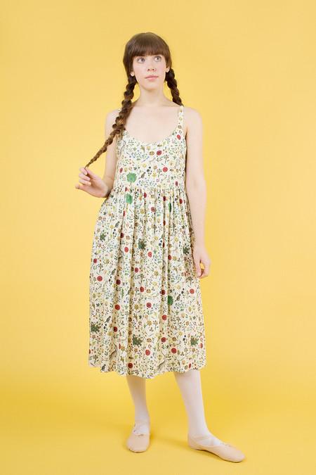 Samantha Pleet Myth Dress - Illuminated Print