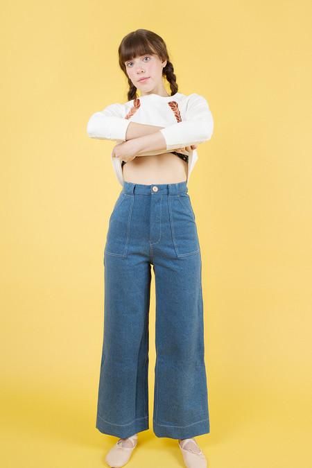 Samantha Pleet Voyager Jeans