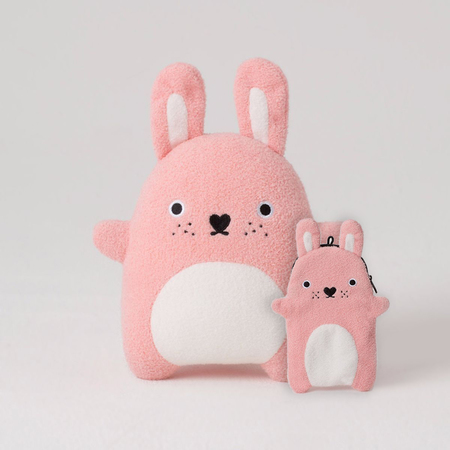 Noodoll Ricecarrot Plush Toy & Zip Pouch