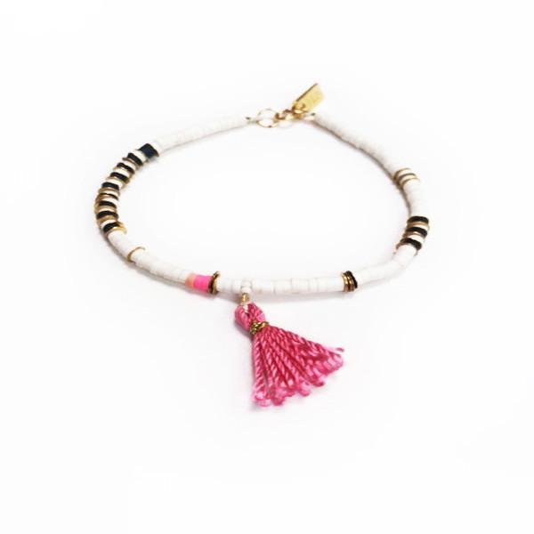 Iwona Ludyga White Arrows Bracelet