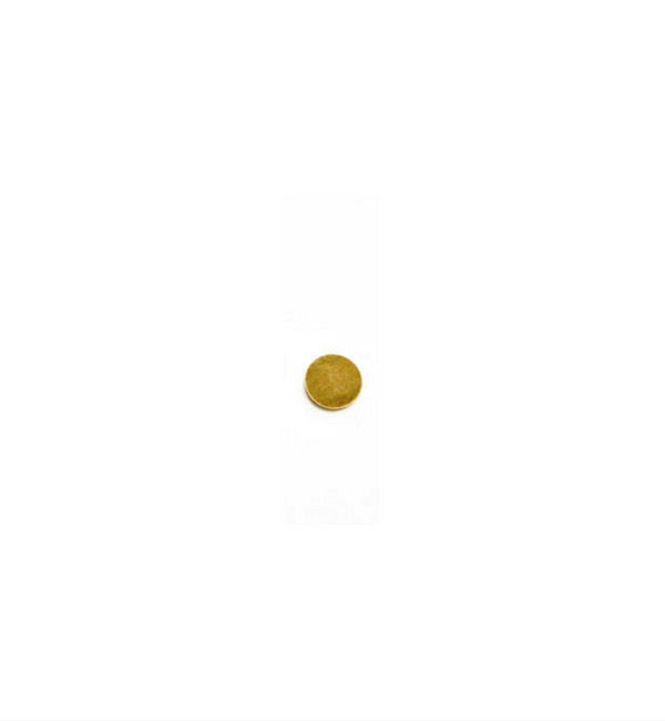 Kathleen Whitaker Gold Dot Earring