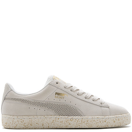 PUMA X CAREAUX BASKET - WHISPER WHITE