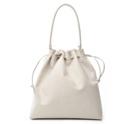 Clare V Bone Grand Henri Bag