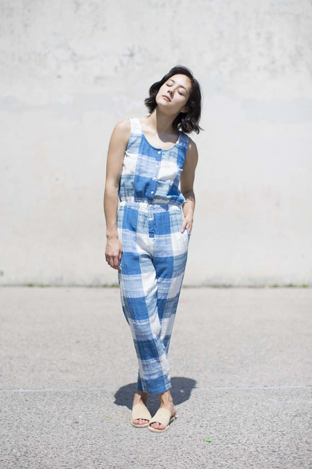 Ace & Jig Jumpsuit in Banner