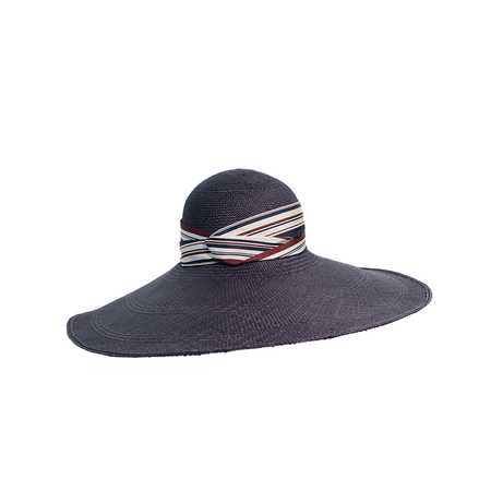Yestadt Millinery SUPER NAVY