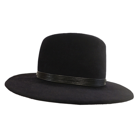 Yestadt Millinery TALLBOY MIDNIGHT BLUE