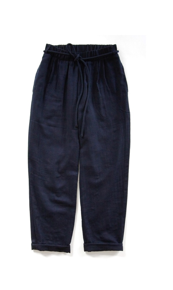 Wrk-shp Corded Pant Deep Navy