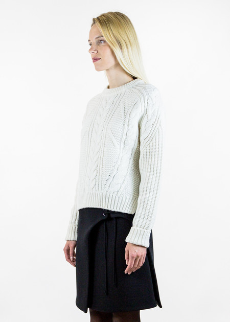 Carven Large Knit Pullover