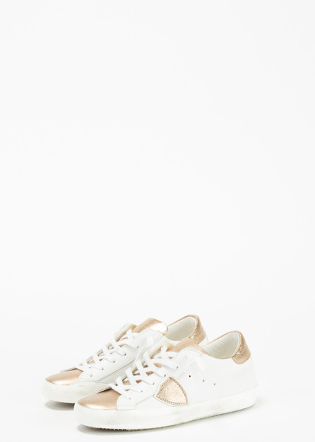 Philippe Model Women's Classic Low Top Sneaker