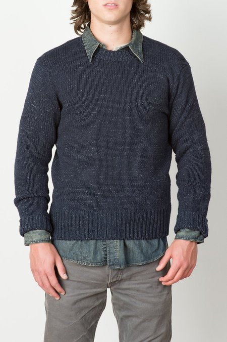 Men's RRL Crewneck Sweater
