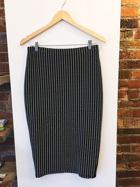 Eve Gravel Caos Skirt