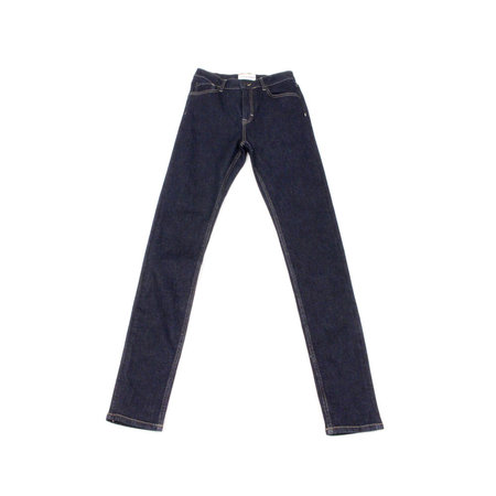 Won Hundred Marilyn High Waisted Jeans in Dark Blue