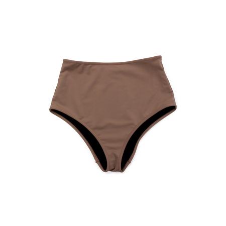 Nu Swim Basic High Bottom with Binding