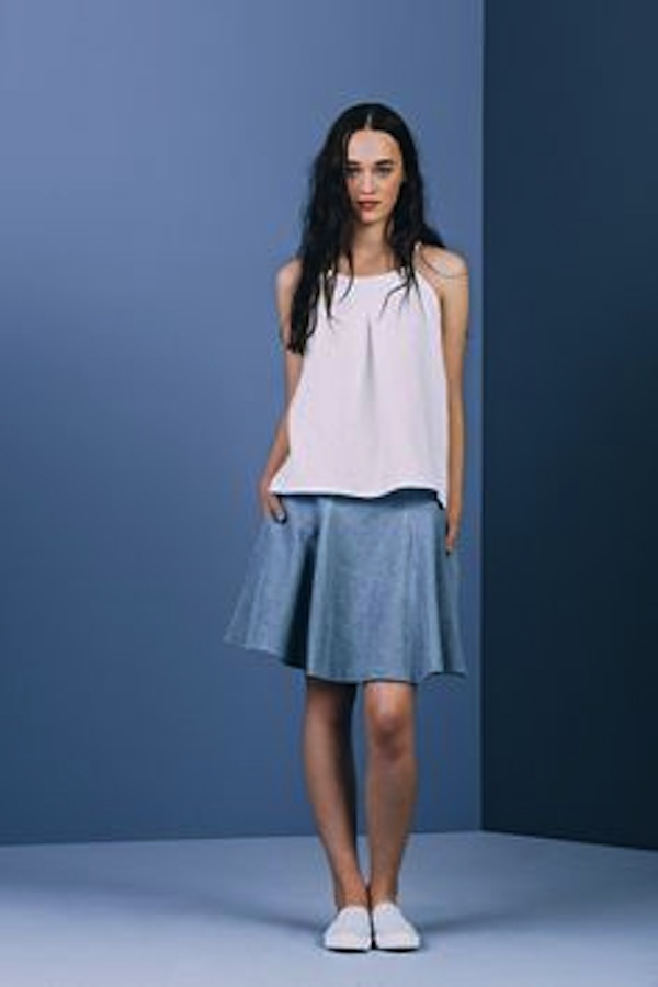 Eliza Faulkner Mini Winnie Skirt