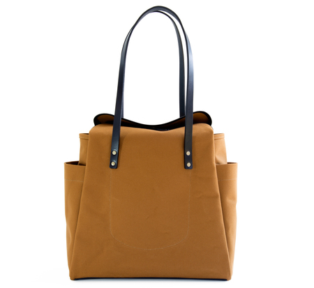 Southern Field Industries Tumeric and Black San Francisco 350 Tote