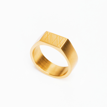 MING YU WANGPARADOX Ring