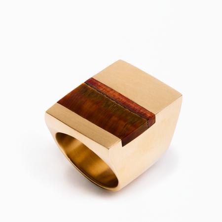 MING YU WANG ICARUS Ring