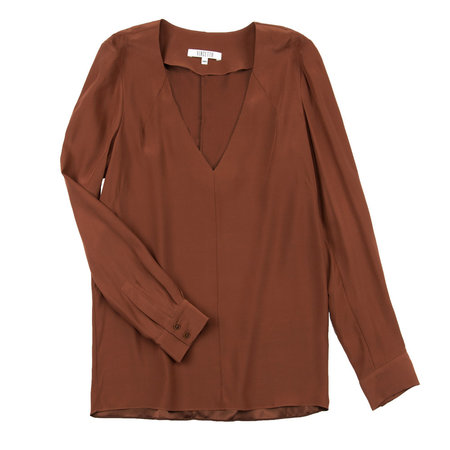 Vincetta Sequoia V-neck Blouse