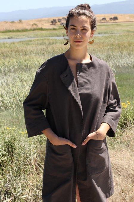 Lindsay Robinson Moleskin jacket-SAMPLE**