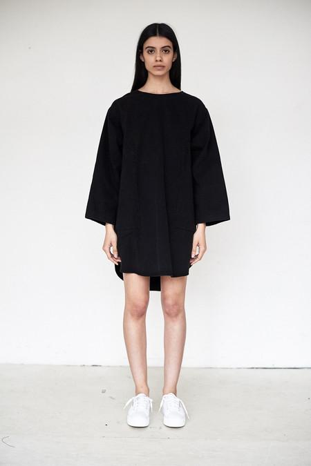 69 Denim Everything Dress - Black