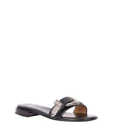 Toga Buckle Slide Sandal